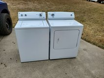 Like New Kenmore Washer And Dryer! in Macon, Georgia