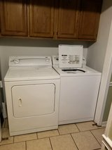 Kenmore Washer / Dryer set in Warner Robins, Georgia