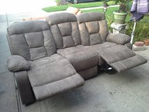 LA-Z-BOY, DOUBLE Recliner Leather Sofa in The Woodlands, Texas