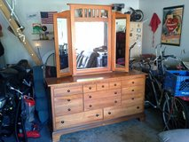 Master, Chest of Dresser Drawers, w mirror in The Woodlands, Texas
