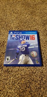 The Show 16 (PS4) in Fort Polk, Louisiana