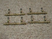 4 Heavy Brass Handles in Joliet, Illinois