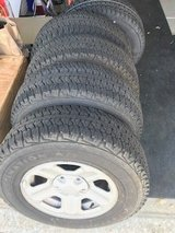 Jeep Wrangler Tires and Rims in Camp Pendleton, California