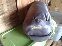 Coleman sleeping bag in Warner Robins, Georgia