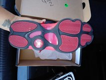 Jordans size 4 in half as shown in pic in Fort Drum, New York