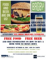 San Diego Buyers and Brews! in Camp Pendleton, California