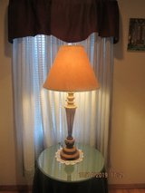tall brownish lamp beautiful in Alamogordo, New Mexico
