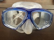 Dive Masks in Okinawa, Japan