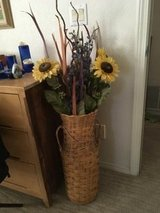 Basket with flowers in Alamogordo, New Mexico