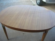 **OVAL TABLE WITH LEAFS** in Alamogordo, New Mexico