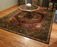 rug and coffee table in Westmont, Illinois