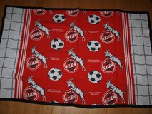 1. FC Köln Blanket (Made in Germany),Perfect Condition in Wiesbaden, GE