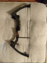 Archery Set: Bear Brand Youth Compound Bow with arrows & arm guard in Kingwood, Texas