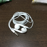 Apple 3.5mm headphones in Okinawa, Japan