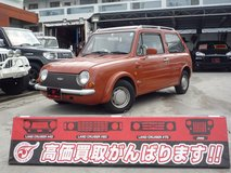 NISSAN PAO Canvas top 1989y in Okinawa, Japan