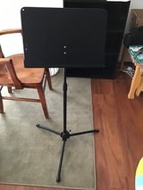 Music Stands in Spangdahlem, Germany