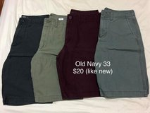 Old Navy 33 Lot in Okinawa, Japan
