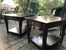 : ) 2 Matching End Tables in Westmont, Illinois