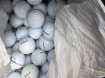 Golf Balls, AAAA 50 recycled, mixed lot, Excellent condition in CyFair, Texas