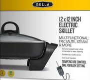 Bella 12x12in Electric Multi-function skillet in Fort Campbell, Kentucky
