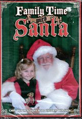 NEW  Family Time with Santa DVD Count Down The 12 Days of Christmas Interactive DVD in Plainfield, Illinois