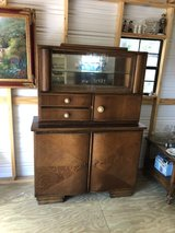 Antique cabinet in Moody AFB, Georgia