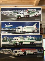 Hess trucks $25 EACH in Moody AFB, Georgia