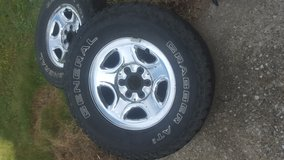 4 Wheels/tires in Clarksville, Tennessee