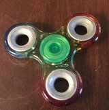 Multi Colored Spinner in Batavia, Illinois