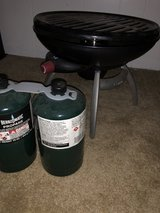 Camping picnic grill and propane in Naperville, Illinois