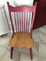 Sturdy Wood Chair in Naperville, Illinois