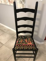Painted Ladder-back Chair in Naperville, Illinois