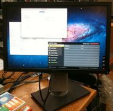 """Dell p1911 19"""" widescreen LCD monitor, DVI & VGA, 16:9 A/R in Fort Lewis, Washington"""
