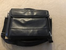Black Leather Laptop Bag - by Targus in Bolingbrook, Illinois