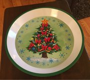 Round Melamine Tray in Naperville, Illinois