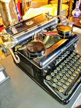 antique 1930's Royal Typewriter in Cherry Point, North Carolina