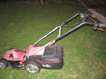 Lawnmower, Electric, 230V in Stuttgart, GE