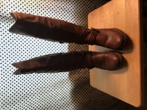 Tan Faux leather Boots in Fort Leonard Wood, Missouri