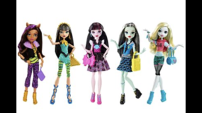 Monster High Dolls or Accessories in Joliet, Illinois