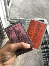 Old Cassete Tapes Music in Okinawa, Japan