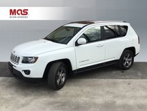 LOW MILEAGE - 4x4 Jeep Compass High Altitude Edition (CPO) in Wiesbaden, GE