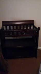 Delta Children Eclipse Changing Table, Vintage Espresso in Moody AFB, Georgia