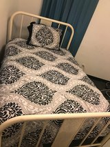 Full Size bed with Mattress in Warner Robins, Georgia