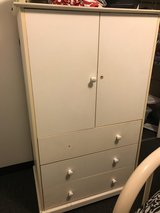 White Armoire Chest for sale in Warner Robins, Georgia