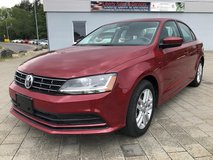 **REDUCED FROM $19,995 TO $17,995** 2018 VW Jetts S in Grafenwoehr, GE