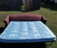 Like new full size sleeper sofa couch in Clarksville, Tennessee