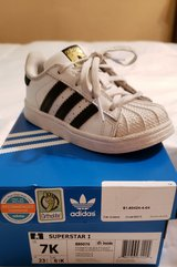 Toddler Adidas Superstar in Fort Hood, Texas