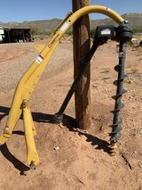 Auger in Alamogordo, New Mexico