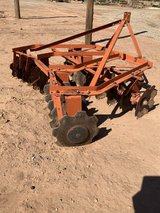 Disc Harrow in Alamogordo, New Mexico