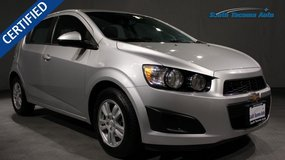 Certified Pre-Owned 2015 Chevrolet Sonic LT Hatchback in Fort Lewis, Washington